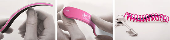 The Stylfile range