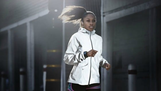 Nike Vapor Flash Running Jacket