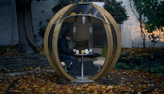 The Garden Pod As Seen On The Apprentice As Seen On Tv New