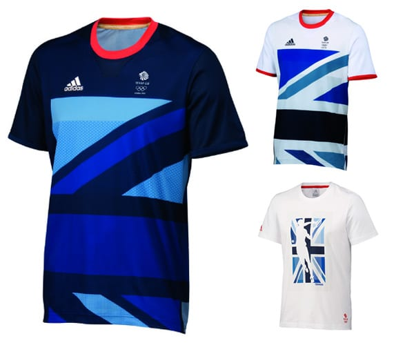 Sporting Goods Gb Adidas Tee Shirt-official Team Kit. Cycling