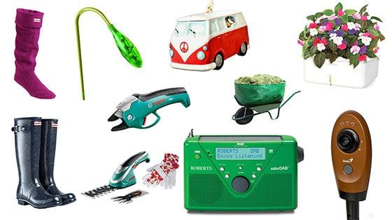 Gardening Gadgets