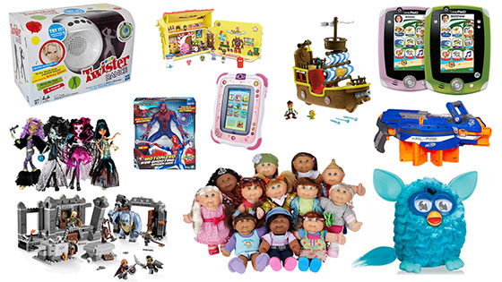 Best Toys 2012 : Top toys for christmas as seen on tv new