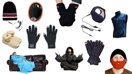 Winter Warmer Gadgets