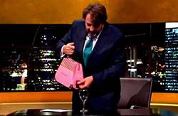 The Wine Handbag