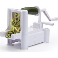 Kitchen Craft Vegetable Spiralizer - White, White
