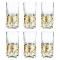 John Lewis Vino Spiral Shot Glasses, Set of 6