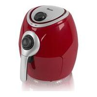 SWAN SD90010REDN Air Fryer – Red, Red